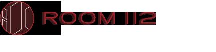 Room 112 logo
