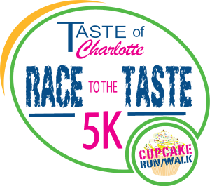 2016 Race to the Taste logo white middle