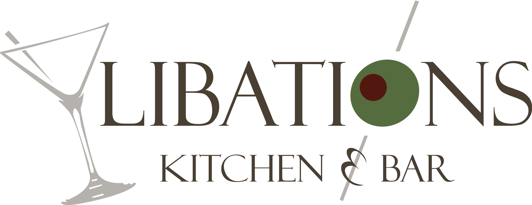 Libations updated new logo