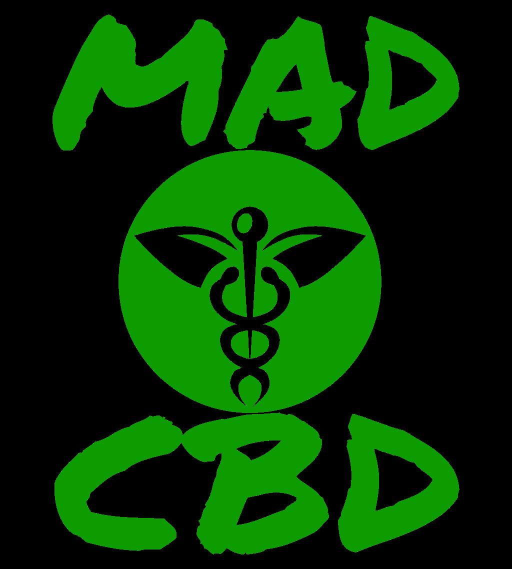 MAD CBD trans logo new