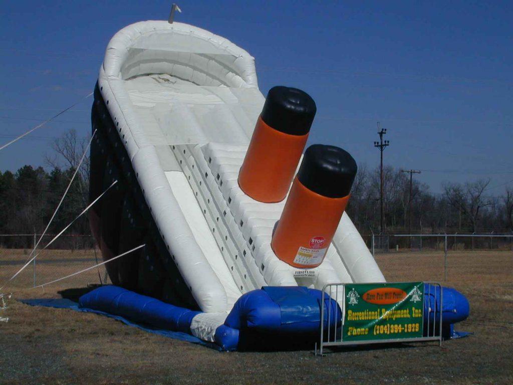 Oceanic Slide