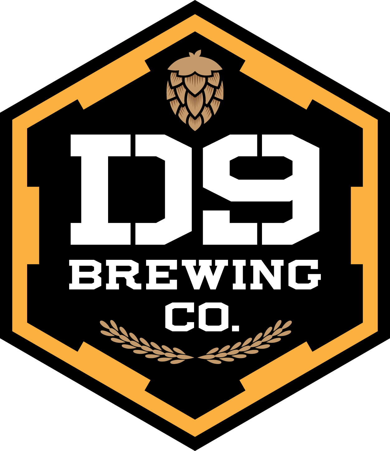 D9 Color full color logo