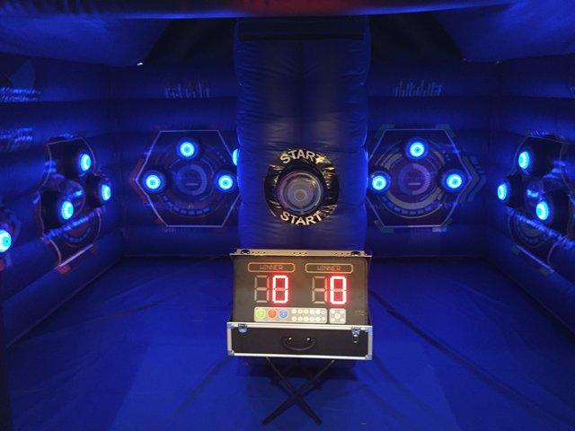 Futuristic Arena