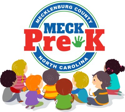 MECK Pre K Logo with Children 975px