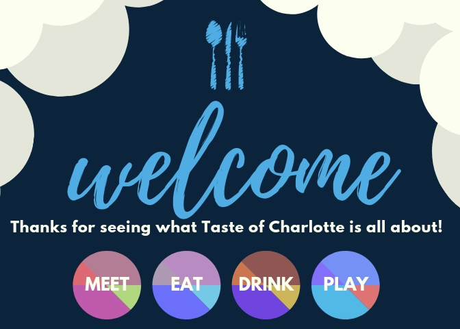 Thanks for seeing what Taste of Charlotte is all about