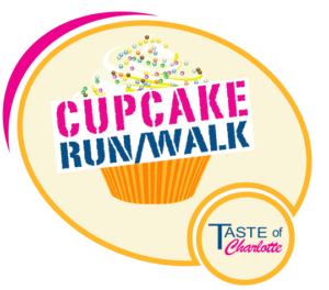 Cupcake Race logo final